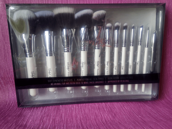 Nanshy Make Up Brushes Review Family Clan
