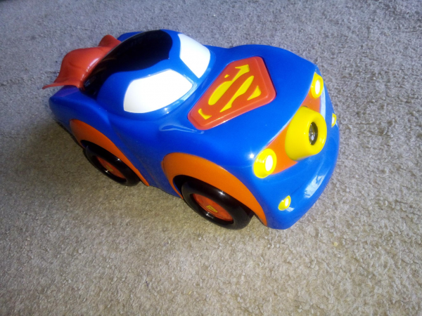 DC Super Friendsd HERODRIVE Review by Family