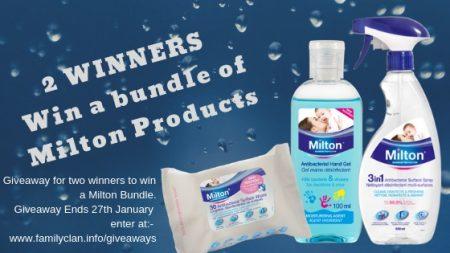Milton Bundle giveaway Family Clan