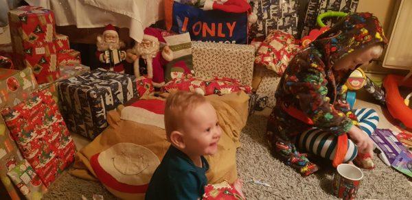Sunday Snap 30th December 2018 Christmas Morning