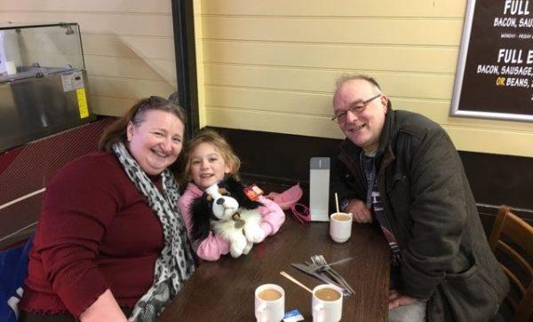 Blackpool Sea Life Centre Feb 2019 Family Clan