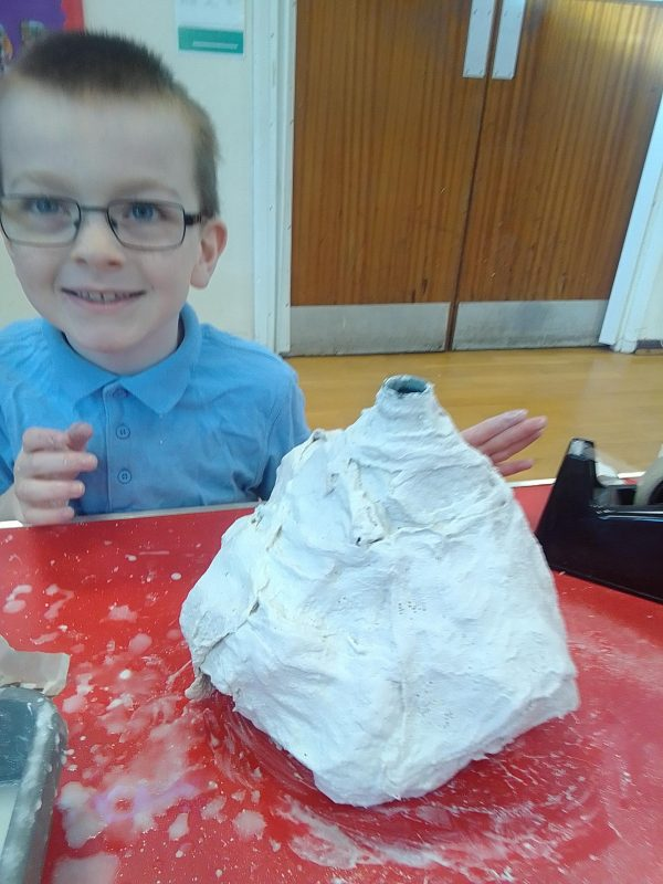 Jake's Volcano