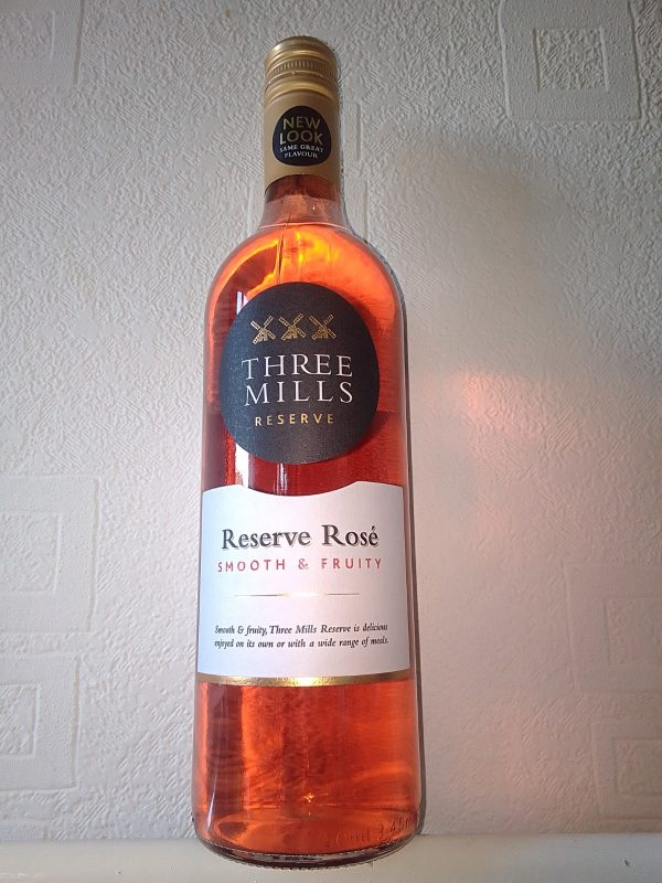 Three Mills Reserve Wine review by Family Clan