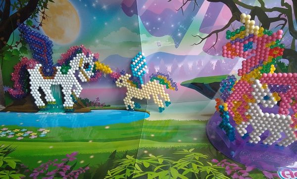 Aquabeads Magical Unicorn Set by Family Clan 19
