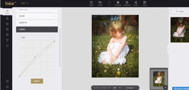 Fotor Photo editing review by Family Clan