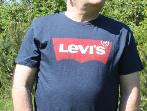Mainline Menswear Levi Logo T Shirt Review Family Clan