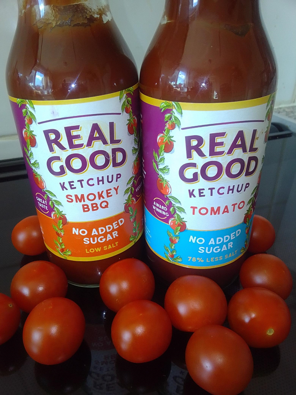 Real Good Ketchup Review By Family Clan