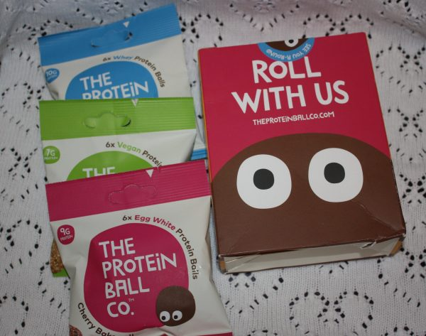The Protein Ball Co. Review Family Clan