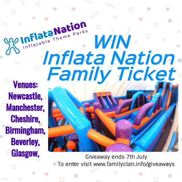 Win Inflata Nation Poster Instagram Family Clan
