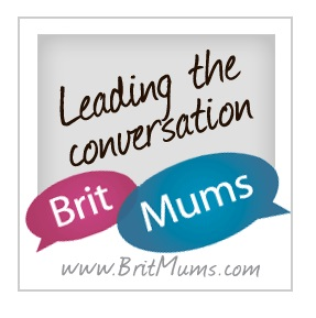 Brit Mums Logo Badge