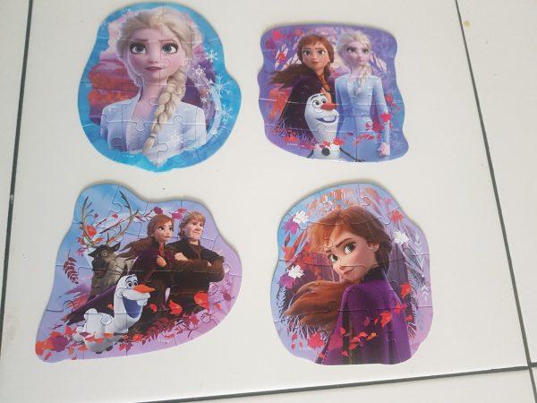 Frozen 2 Jumbo puzzle