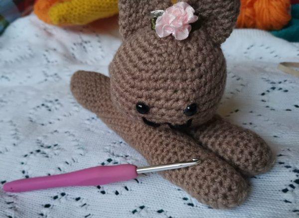 Chloey's Birthday Crochet kitten Family Clan