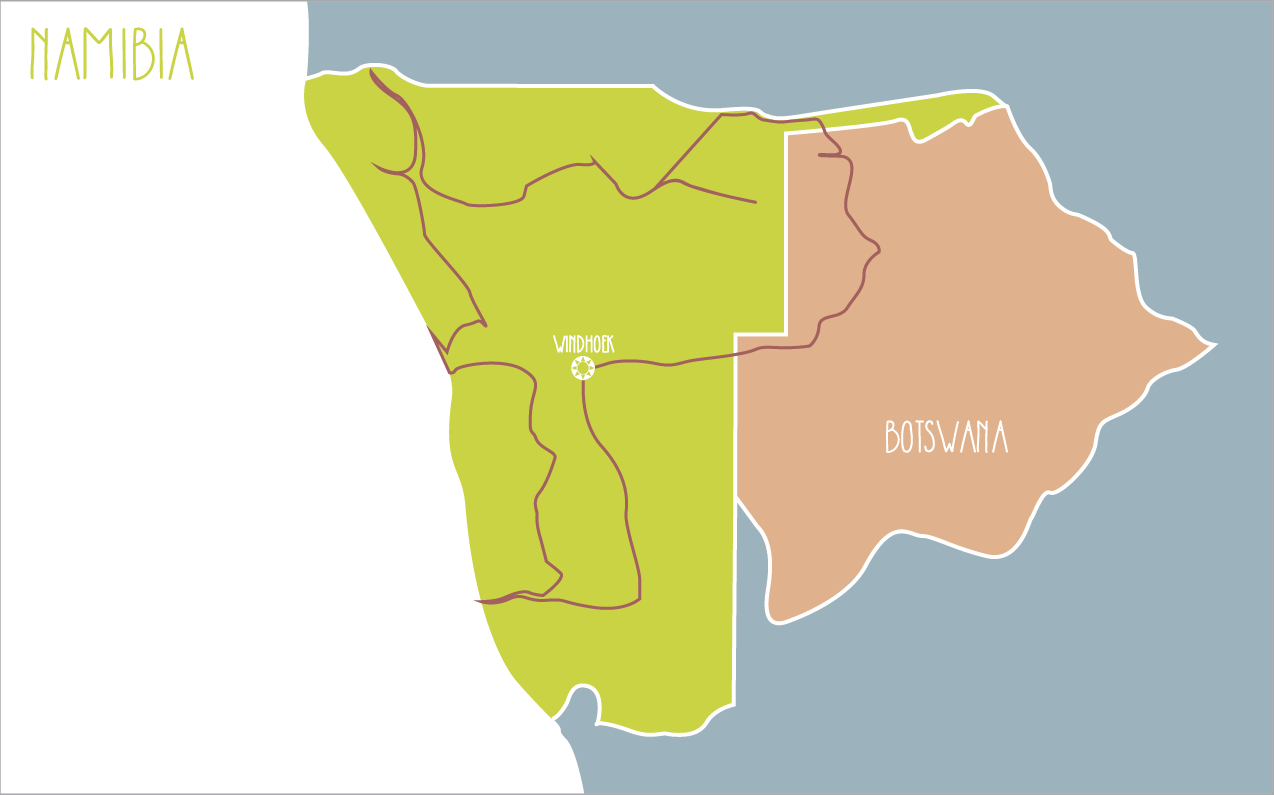 Namibia itinerary day by day