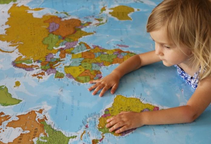 family coste itinéraire tour du monde en caravane