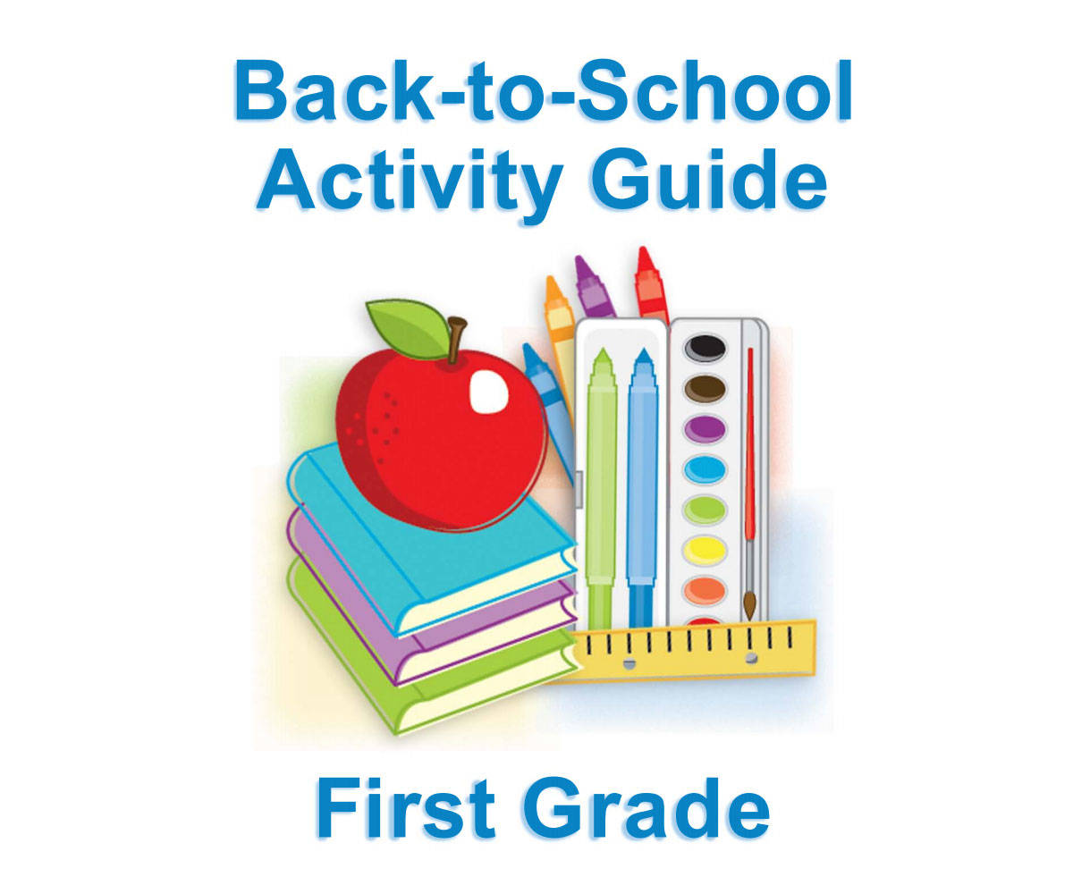 hight resolution of First Grade Summer Learning for Back-to-School - FamilyEducation