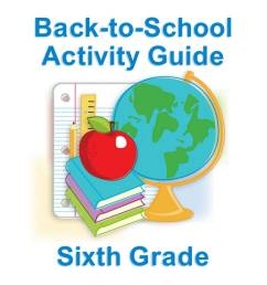 Sixth Grade Summer Learning for Back-to-School - FamilyEducation [ 1000 x 1200 Pixel ]