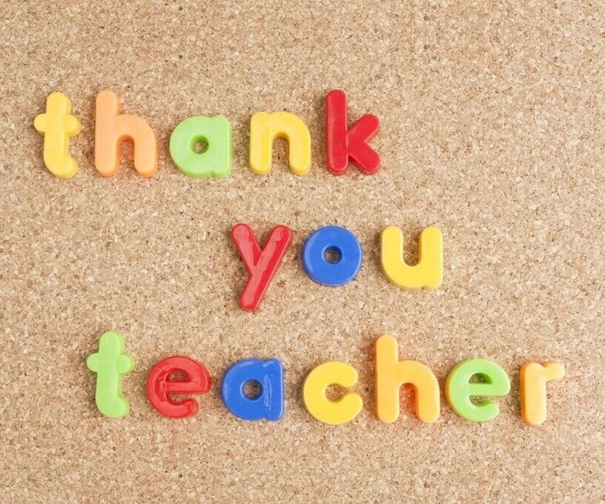 6 Sweet Gestures For Teacher Appreciation Week