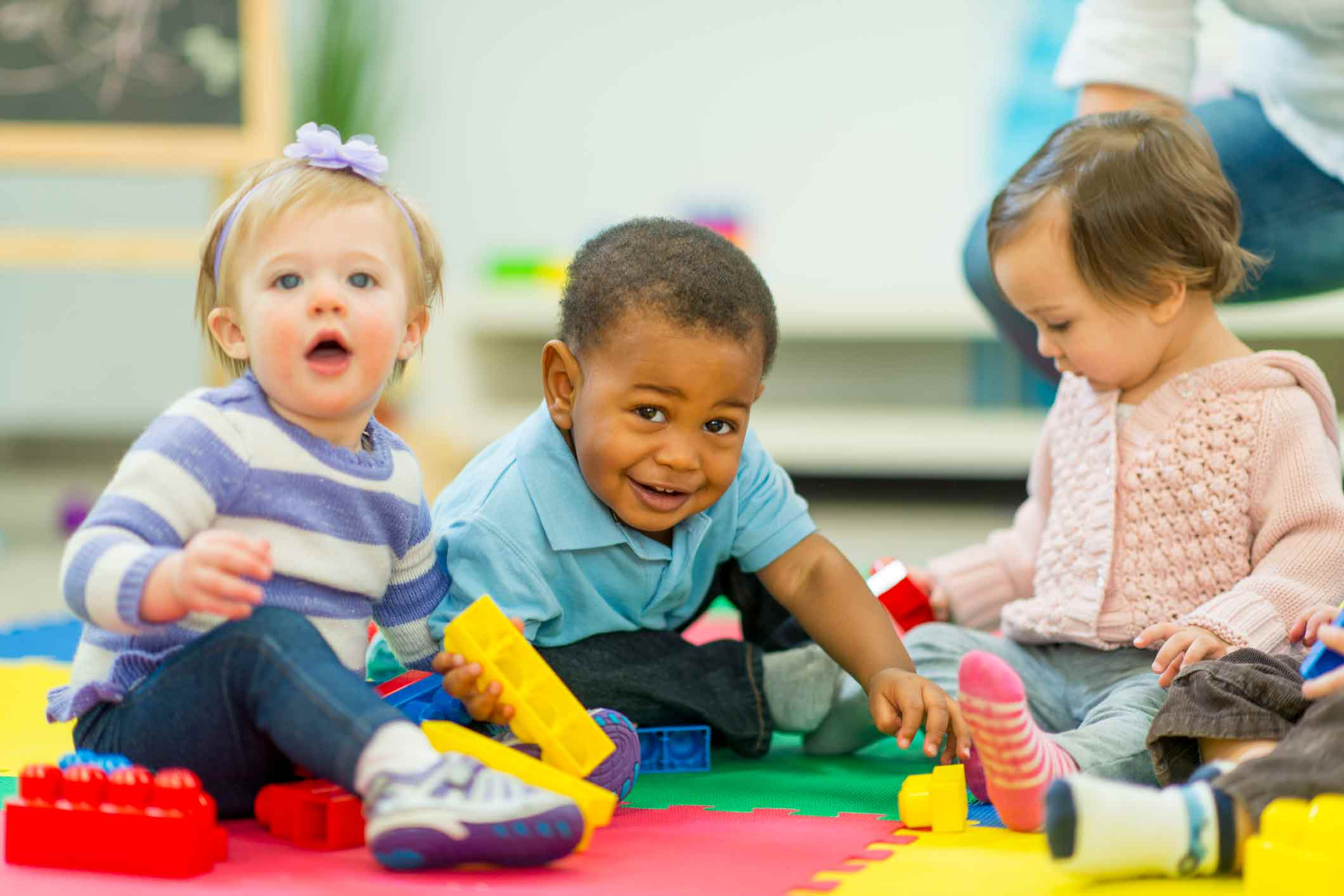 Helping Your Child Adjust To Childcare