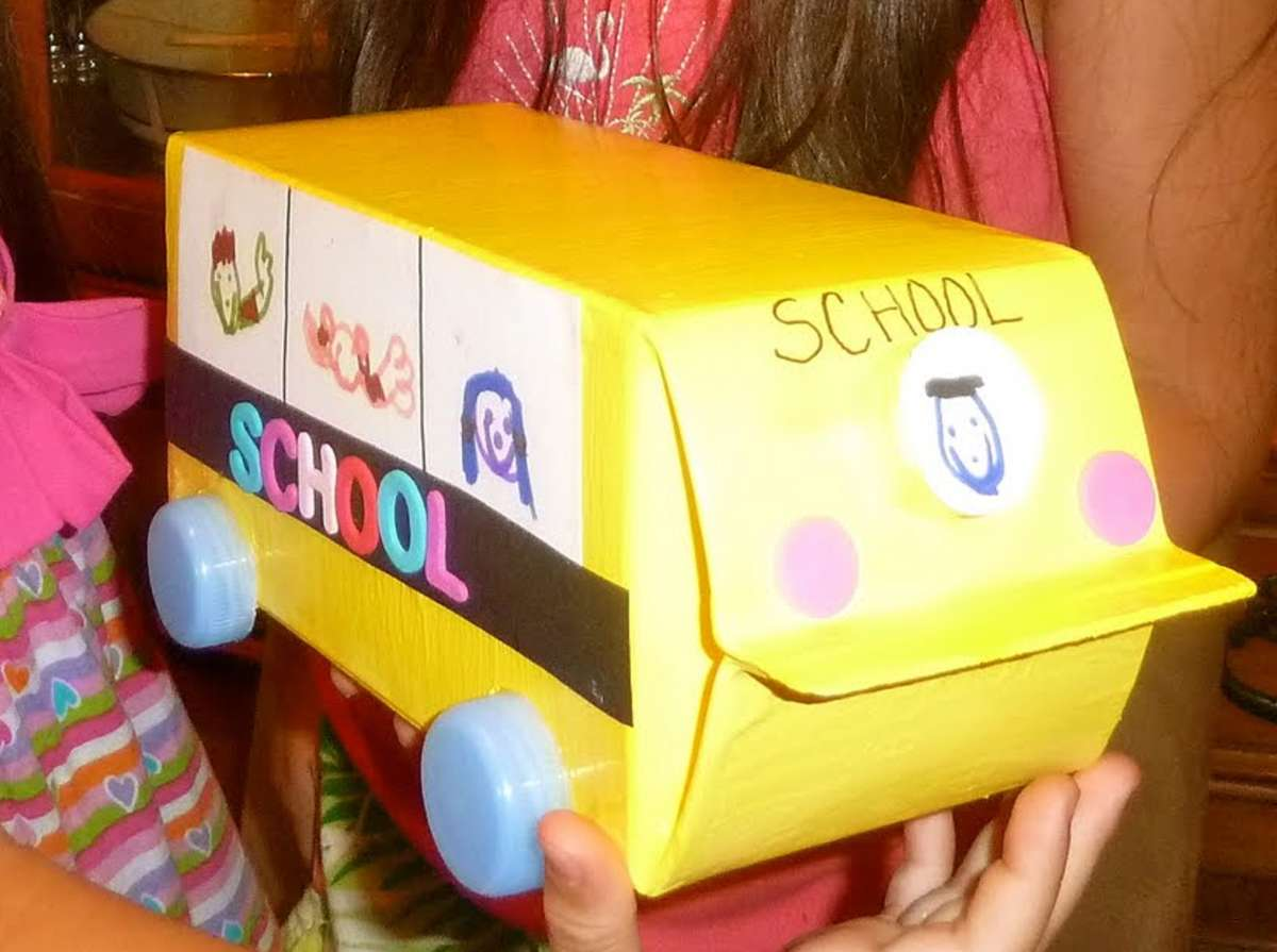 3 Cute Crafts For Kindergarten To Help Your Child Prepare For School