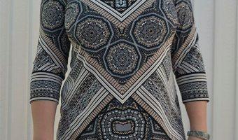 Wallis-Aztec-Dress