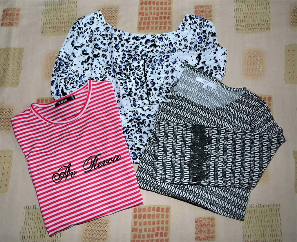 NEXT Womens patterned tops