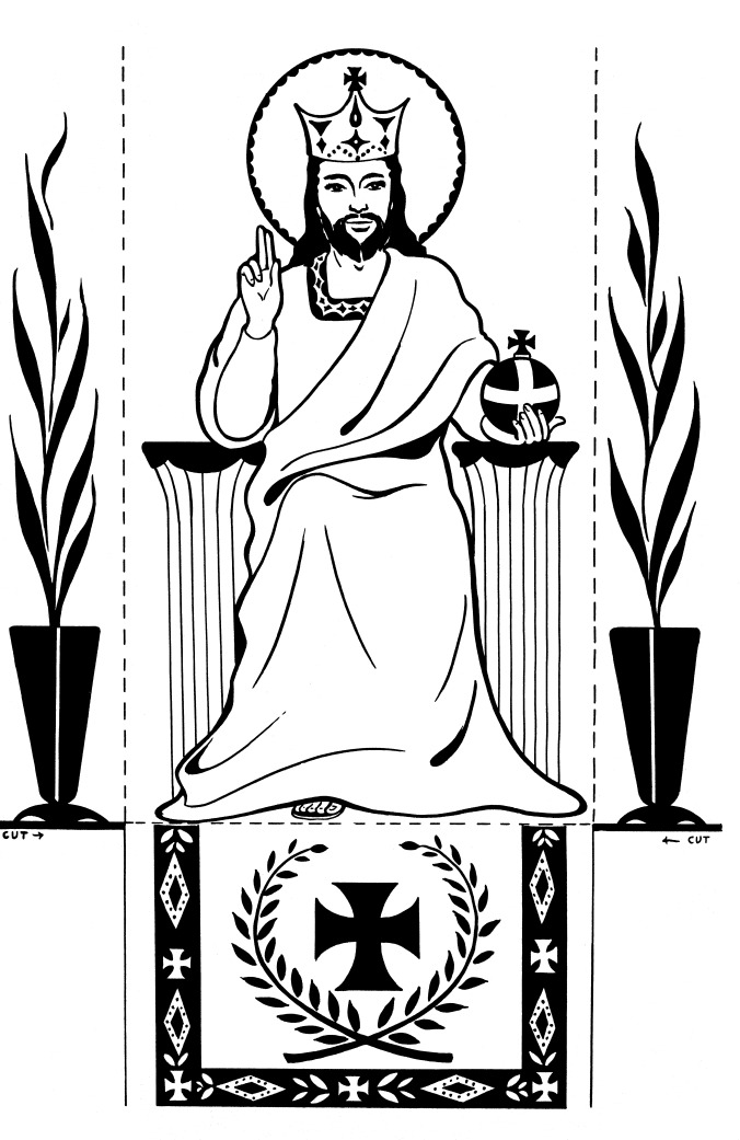Coloring Pages Archives — Family in Feast and Feria