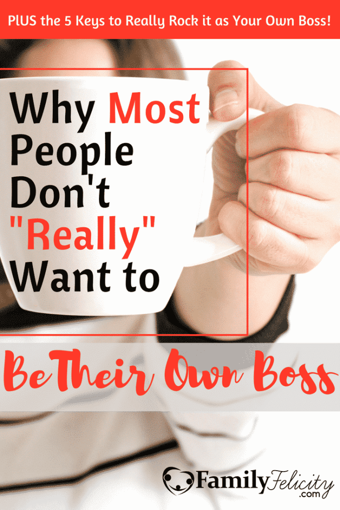 Most people think they want to be their own boss and start their own business. But there are many pitfalls along the way. Click image to learn the 5 mindsets that'll help you avoid those pitfalls and rock it as a mompreneur!