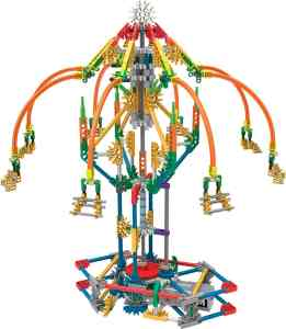 K'NEX Education ‒ STEM Explorations: Swing Ride Building Set