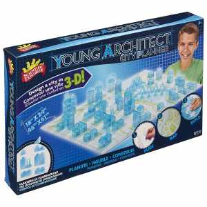Scientific Explorer Young Architect City Planner Set