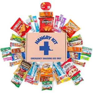 Hangry Kit Sweet & Salty Snack Sampler
