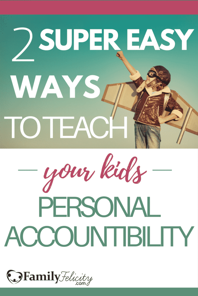Teaching our kids to be more responsible, make better choices, and have good habits all require personal accountability. There are 2 mindsets we use as mental crutches that hold us back from having this accountability. Teaching our children to identify and resist these mindsets will change their life.