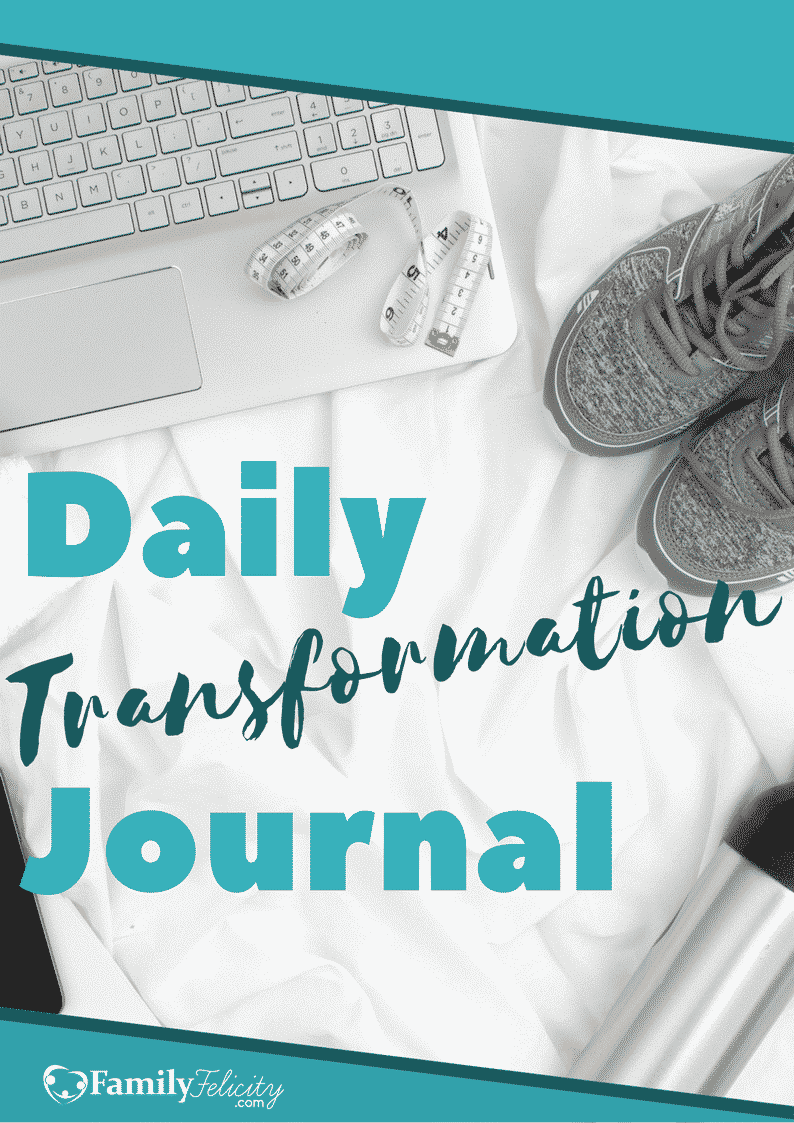 Daily Transformation Journal