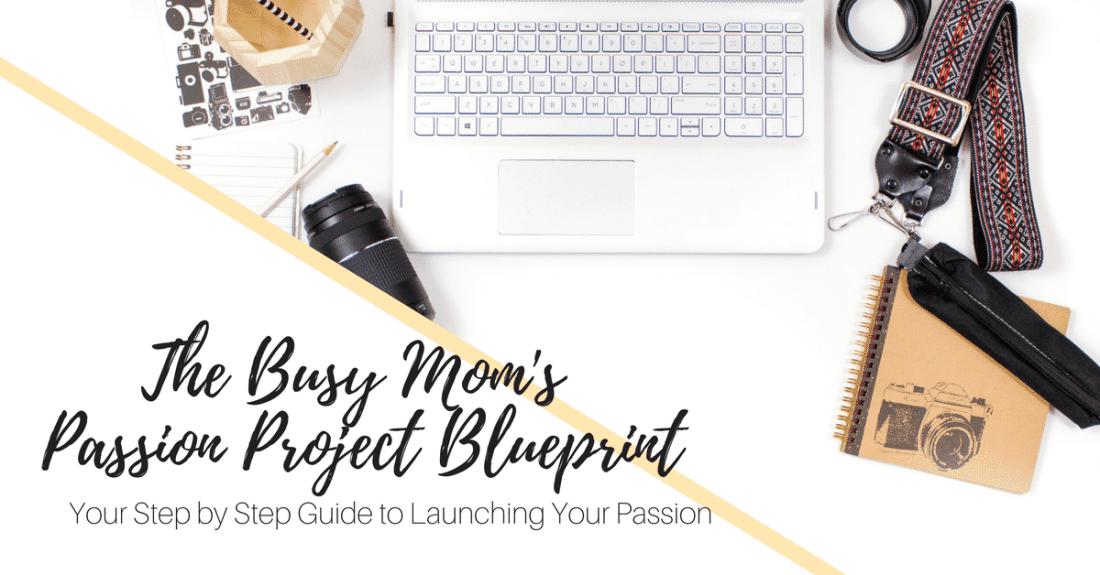 The Busy Mom's Side HustleBlueprint