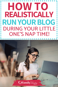 You can still have a successful blog when working from home with kids. These productivity hacks will help you achieve success quickly! #blogger #blogging #momgoals #mompreneur #momboss #productivity