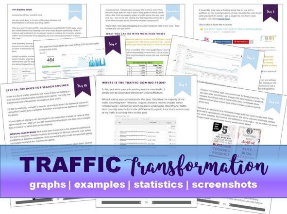 Traffic Transformation Course