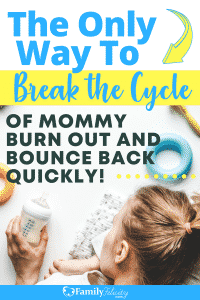 Feeling burnt out as a mom? We've all been there but you don't have to stay there! These tips will have you finding the joy in motherhood again! #kidsandparenting #parenting #momadvice #momlife