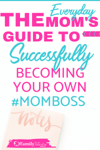 Want to become your own boss? Find out what it really takes to become your own #MomBoss #mompreneur #momgoals #business #blogging