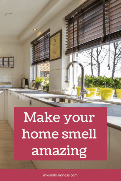 Natural Home Scents Recipes