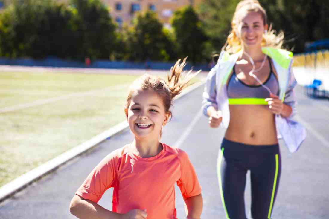 The Secret to Staying Fit as a busy Mom