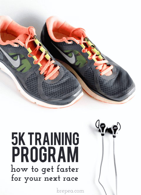 how to train for a 5k race