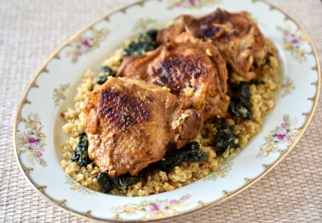 Chili Lime Chicken Thighs Recipe