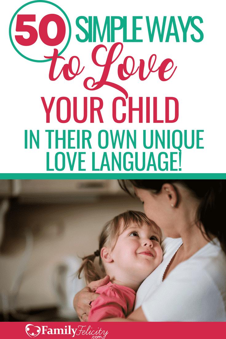 50 love languages