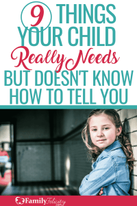 Every child has real physical needs and emotional needs. Too often we are busy meeting the urgent needs and forgetting the most important needs of all. Find out what they are here! #kidsandparenting #parenting #kids #momadvice #family