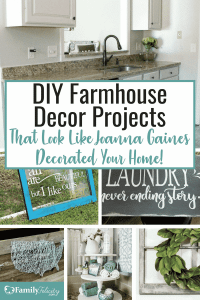 Looking for simple DIY Farmhouse decor projects you can do on a weekend? These simple yet gorgeous projects will have your home looking like an episode of Fixer Upper! #farmhouse #decor #DIY #crafts