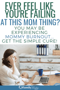 Mommy burnout is real but doesn't have to be your daily reality! These simple tips will help you avoid burnout all together! #kidsandparenting #parenting #kids #momlife #motherhood