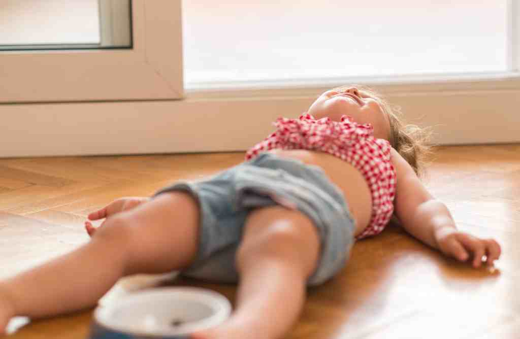 toddler tantrum tips