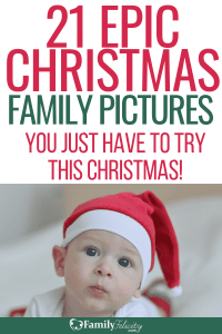 It's almost Christmas card season and you want to be ready with the best family Christmas pictures! Get tons of inspiration from these epic Christmas photos. #kidsandparenting #christmas #family #holidays #parenting #kids