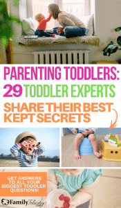 Parenting toddlers is wonder and can be really hard! Get tried and try tips and advice on your biggest toddler struggles! #parenting #toddlers #momlife #kidsandparenting