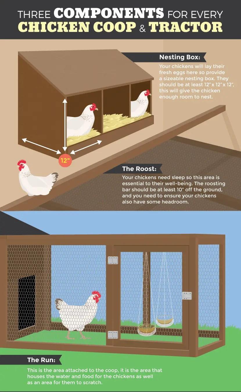 Chicken House 200 Chickens