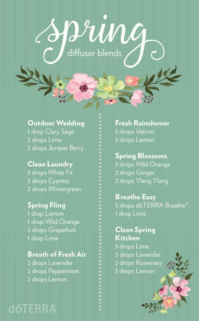 Best Essential Oil Blends For Your Diffuser Family Food